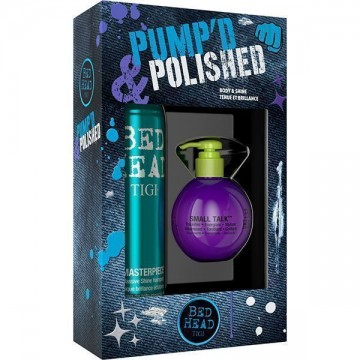 Kit Tigi Bed Head Pump'D & Polish Gift Pack