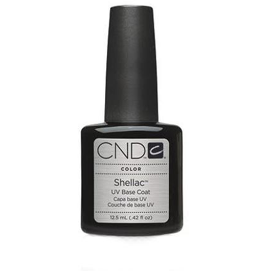Baza permanent CND Shellac UV Base Coat Shellac 12.5 ml