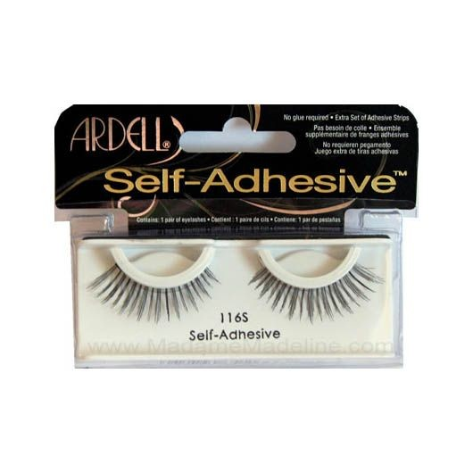Gene 116s Ardell Self Adhesive 1set