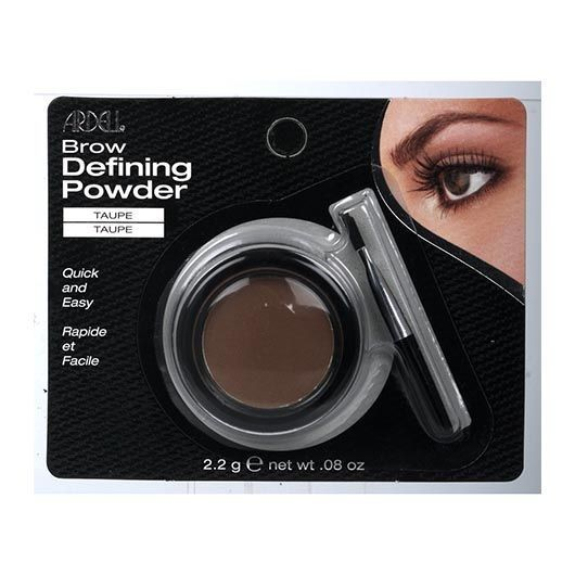 Fard de sprancene Ardell Brow Defining Powder Taupe 2.2g