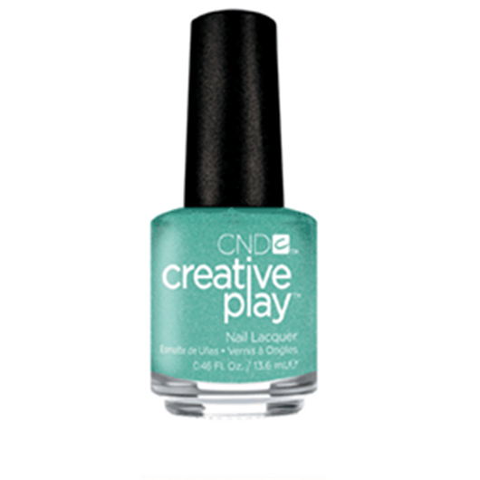 Lac unghii clasic CND Creative Play My Mo Mint 13.6 ml