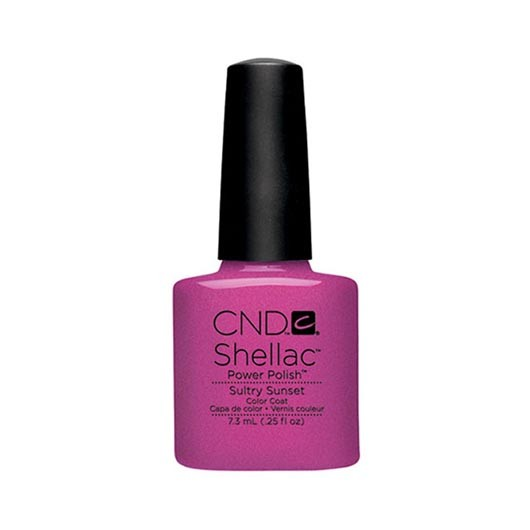 Lac unghii semipermanent CND Shellac Sultry Sunset 7.3ml