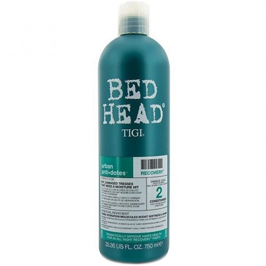 Conditioner Tigi Bed Head Styling Urban Antidotes Recovery Level 2 pentru par blond 750ml0ml