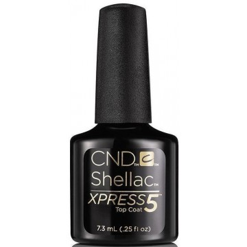 Topcoat CND Shellac Xpress 7.3ml