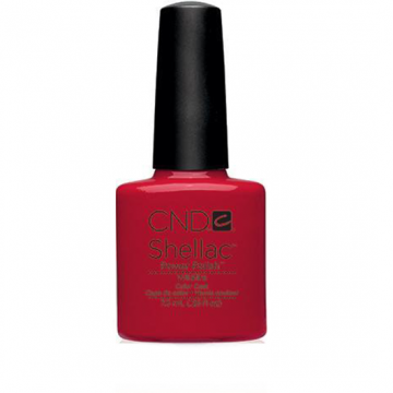 Lac unghii semipermanent CND Shellac Wildfire 7.3ml