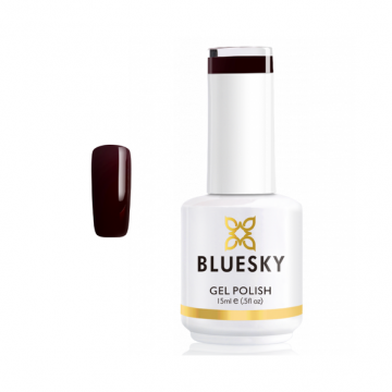 Lac de unghii semipermanent Bluesky UV Bloodshot 15ml