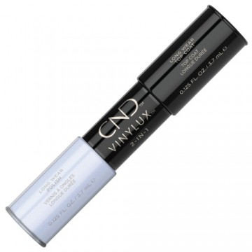 Lac unghii saptamanal 2 in 1 CND Vinylux Creekside & Top 2x3.7ml