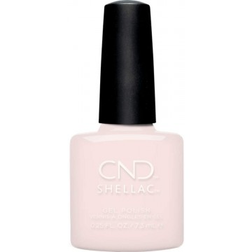 Lac unghii semipermanent CND Shellac SATIN SLIPPERS 7.3 ml