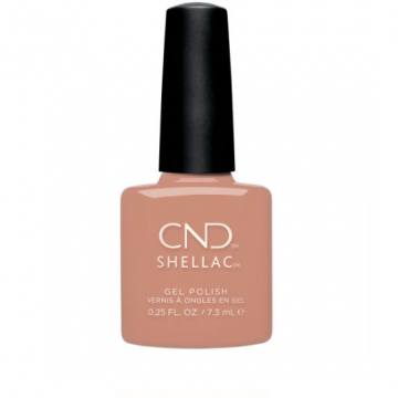 Lac unghii semipermanent CND Shellac UV Flowerbed Folly 7.3ml