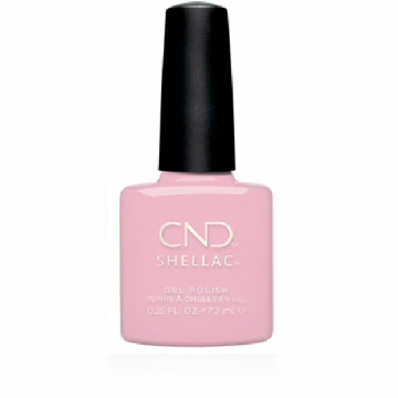 Lac unghii semipermanent CND Shellac UV Carnation Bliss 7.3ml