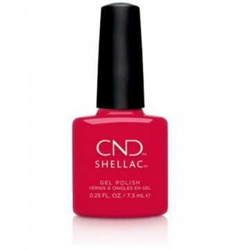 Lac unghii semipermanent CND Shellac #354 Kiss The Skipper 7.3ml