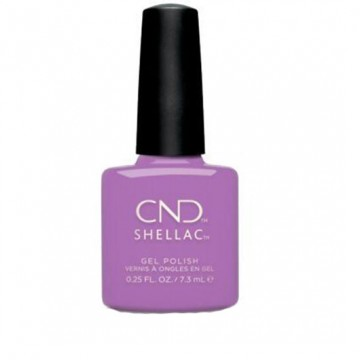 Lac unghii semipermanent CND Shellac #355 Its Now Oar Never 7.3ml