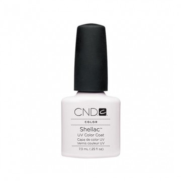 Lac unghii semipermanent CND Shellac Cream Puff 7.3ml