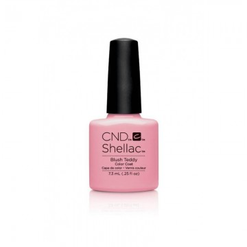 Lac unghii CND Uv Shellac Blush Teddy 7.3 ml