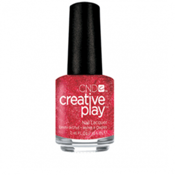 Lac unghii clasic CND Creative Play Flirting With Fire 13.6 ml
