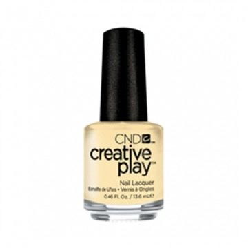 Lac unghii clasic CND Creative Play Bananas for You 13.6 ml