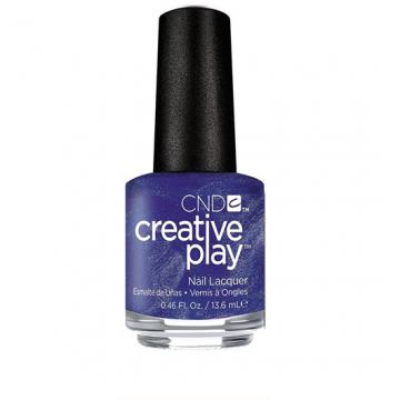Lac unghii clasic CND Creative Play Viral Violet 13.6 ml