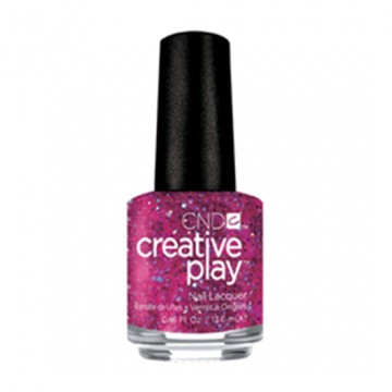 Lac unghii clasic CND Creative Play Dazzelberry 13.6 ml