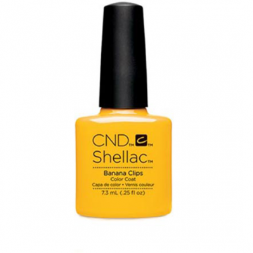 Lac unghii semipermanent CND Shellac Banana Clips  7.3ml