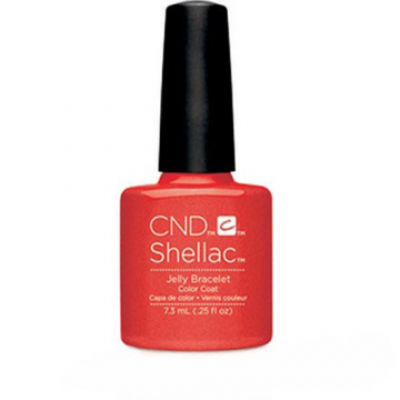 Lac unghii Semipermanent CND Shellac Jelly Bracelet 7.3ml
