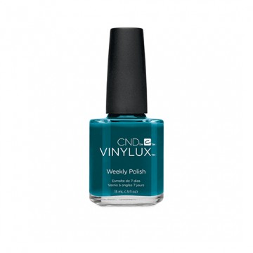 Lac unghii saptamanal CND Vinylux Splash of Teal 15 ml