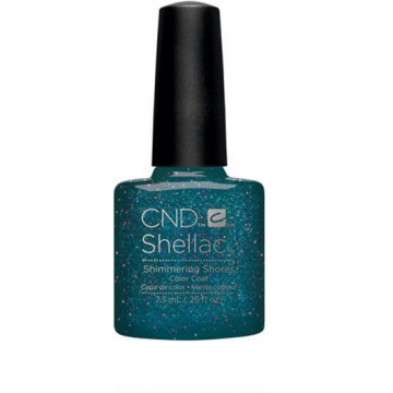Lac unghii semipermanent CND Shellax Shimmering Shores 7.3ml