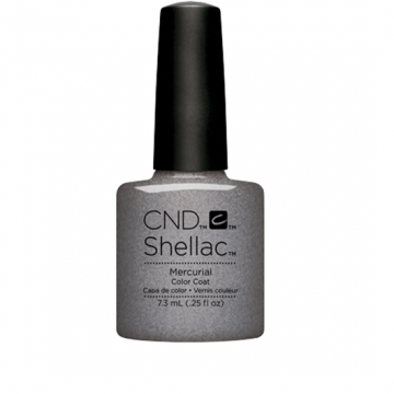 Lac unghii semipermanent CND Shellac Mercurial 7.3 ml