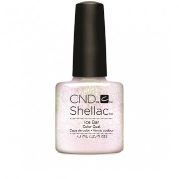 Lac unghii semipermanent CND Shellac Glacial IllusionIce Bar 7.3ml