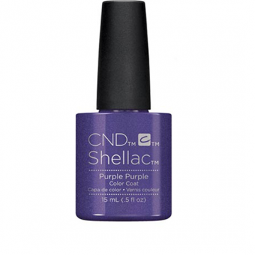Lac unghii semipermanent CND Shellac Jumbo Purple Purple 15ml