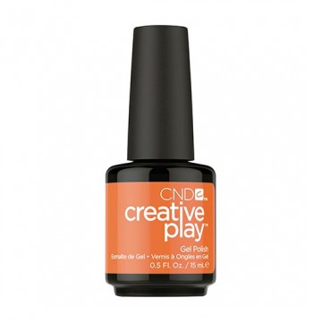 Lac unghii semipermanent CND Creative Play Gel Hold on Bright! #495 15 ml