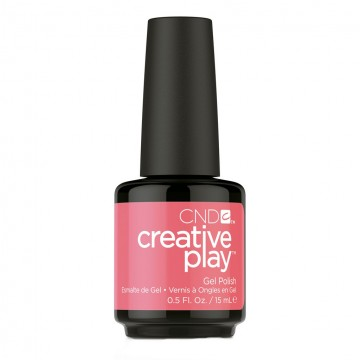 Lac Unghii Semipermanent CND Creative Play Gel #404 Oh Flamingo 15ml