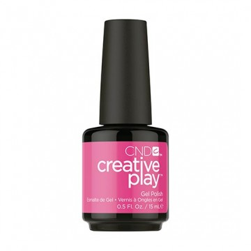 Lac unghii semipermanent CND Creative Play Gel Berry Shocking #409 15ml