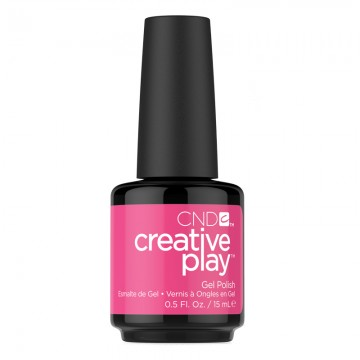 Lac unghii semipermanent CND Creative Play Gel #472 Read My Tulips 15ml
