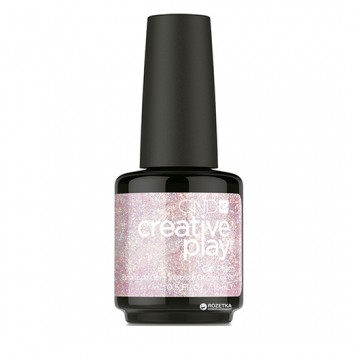 Lac unghii semipermanent CND Creative Play UV Tutu Be Or Not To Be 15ml