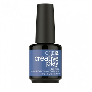 Lac unghii semipermanent CND Creative Play Steel The Show 15ml