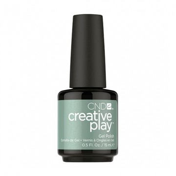 Lac unghii semipermanent CND Creative Play Gel My Mo Mint #429 15ml