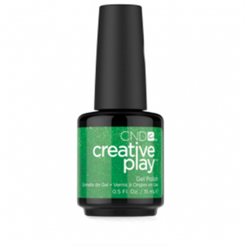 Lac unghii semipermanent CND Creative Play Gel #430 Love It Or Leaf 15ml
