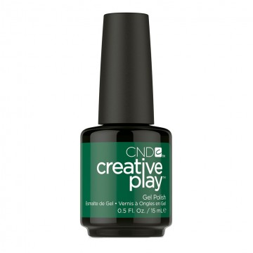 Lac unghii semipermanent CND Creative Play Gel #485 Happy Holly Day 15ml