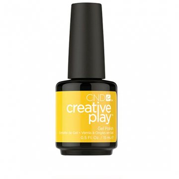 Lac unghii semipermanent CND Creative Play Gel Taxi Please #462 15ml