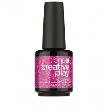 Lac unghii semipermanent CND Creative Play Gel Dazzleberry #479 15 ml