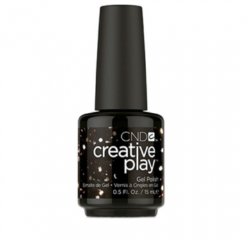 Lac unghii semipermanent CND Creative Play Gel #450 Nocturne It Up 15ml