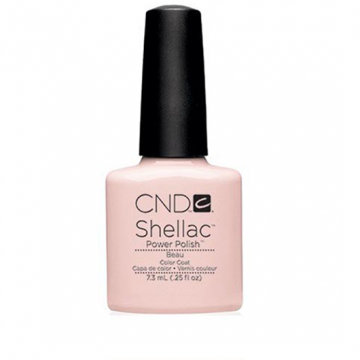 Lac unghii semipermanent CND Shellac Beau 7.3ml