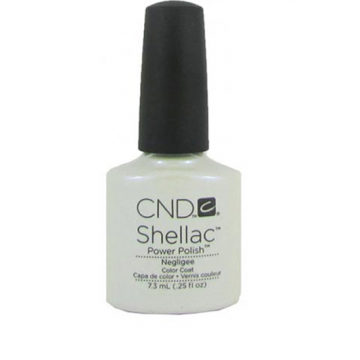 Lac unghii semipermanent CND Shellac Negligee 7.3ml