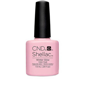 Lac unghii semipermanent CND Shellac Winter Glow 7.3ml
