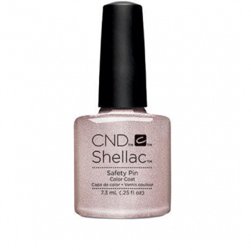 Lac unghii semipermanent CND Shellac Safety Pin 7.3ml