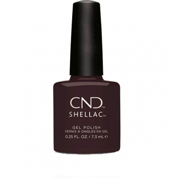 Lac unghii semipermanent CND Shellac Dark Dahila 7.3ml