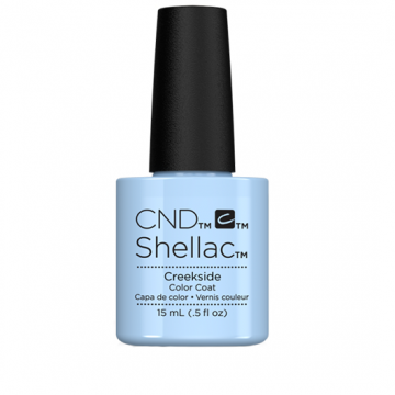 Lac unghii semipermanent CND Shellax Jumbo Creekside 15ml