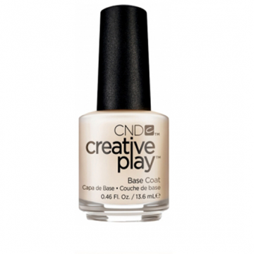 Lac unghii semipermanent CND Creative Play Gel Base Color Activat 15ml