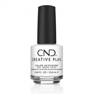 Base Coat lac unghii CND Creative Play Color Activator 13.6ml