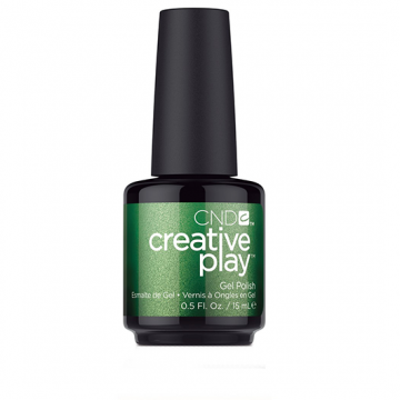 Lac unghii semipermanent CND Creative Play GEl  #514 Jaded 15ml